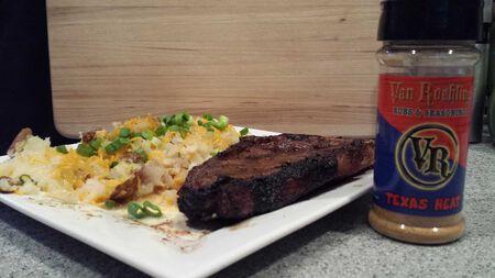 Van Roehling Texas Heat Hot Rub