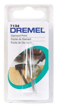 Dremel 1/8 in. Dia. Diamond Wheel Point