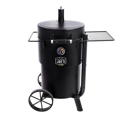 Oklahoma Joe's Bronco Charcoal Smoker