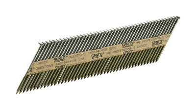 Senco 3 in. x .120 in. L Bright Framing Framing Nails 2 500 box
