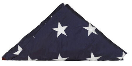Valley Forge American Flag 5 ft. H x 8 ft. W