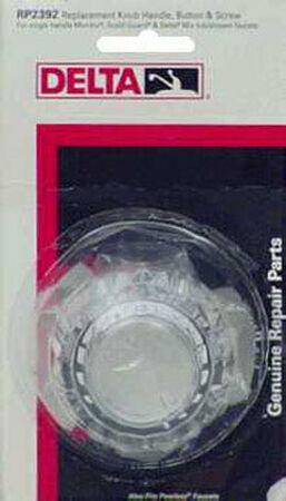 Delta Knob Plastic Faucet Handles