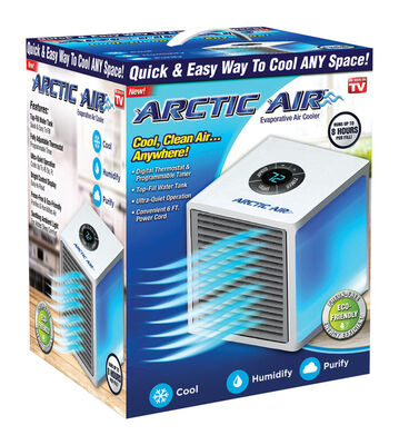 ARCTIC AIR As Seen On TV 45 sq. ft. Portable Air Conditioner