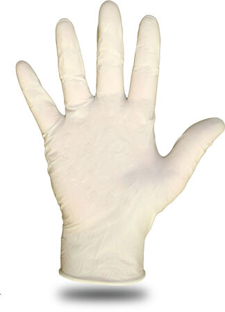 Glove Disposable Latex M 100ct