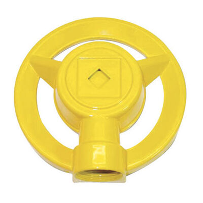 Naan Zinc Sled Spot Sprinkler 2827 sq. ft.