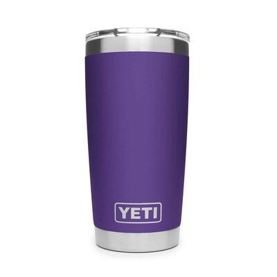 YETI Rambler 20 oz. Insulated Tumbler Purple