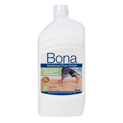 Bona Hardwood Floor Polish Low Gloss 36 oz.