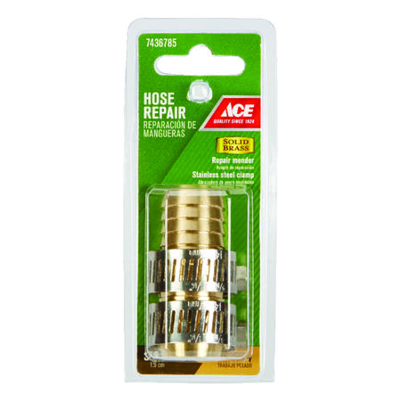 Ace 3/4 in. Brass Hose Repair Male