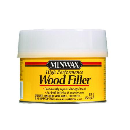 Minwax High Performance Sand Wood Filler 12 oz.