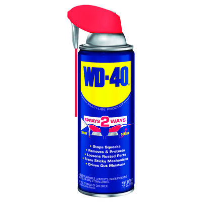 WD-40 Smart Straw General Purpose Lubricant 12 oz. Can
