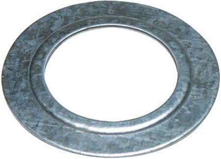 Sigma 3/4 to 1/2 in. Dia. Steel Reducing Washer EMT 2 pk