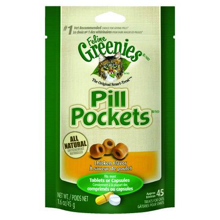 Greenies Pill Pockets Chicken 45