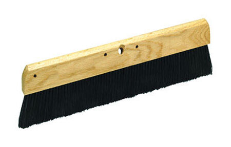 Marshalltown Concrete Broom 24 in. L