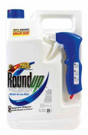 Roundup Weed and Grass Killer 1 gal.
