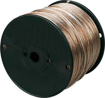 Vanco 500 ft. L Speaker Cable CCA - Sold by the foot