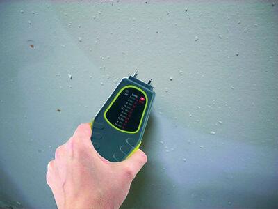 General Tools Moisture Meter 6-1/2 in. H x 5.86 in. W x 1 in. D