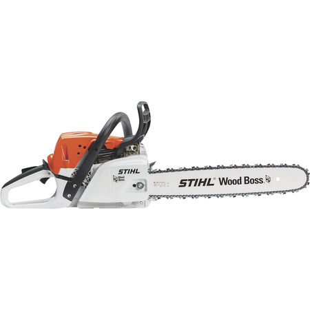 Stihl Wood Boss Chainsaw — 18in. Bar, 45.6cc Engine, 0.325in. Chain Pitch, Model# MS 251 18