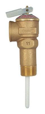 Cash Acme 3/4 in. Temperature and Pressure Relief Valve Temperature and Pressure Relief Valve