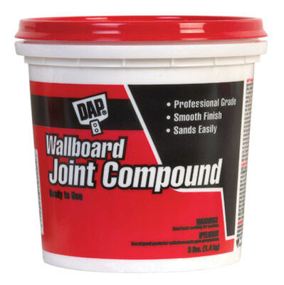 DAP All Purpose White Joint Compound 3 lb. 24 hr.