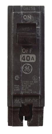GE Q-Line Single Pole 40 amps Circuit Breaker