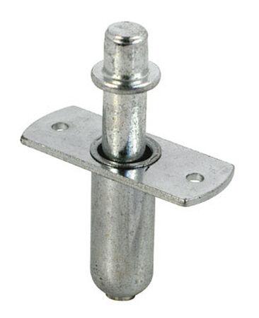 Prime-Line Mill Top mount Pivot Silver 2 pk