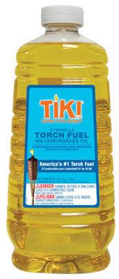 Tiki Lemongrass Citronella Torch Fuel Yellow 100 oz.