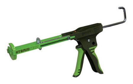 Newborn Hybrid Tech Lightweight Steel Drip Free Caulking Gun