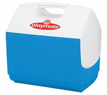 Igloo Playmate Cooler 16 qt. Blue/White