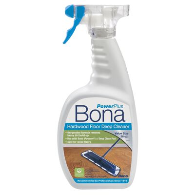 Bona PowerPlus No Scent Floor Cleaner 36 oz. Liquid