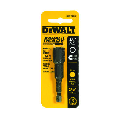 """3/8"""" x 2-9/16"""" Magnetic Nut Driver - IMPACT READY(R)"""
