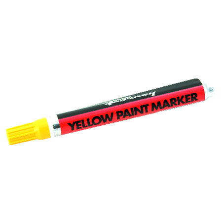 Forney Yellow Paint Marker