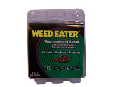 Weed Eater Centrex Replacement Line Trimmer Spool .065 in. Dia. x 25 ft. L