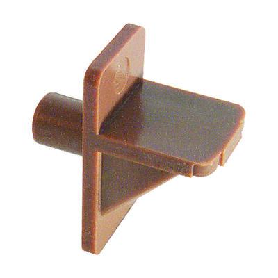 Prime-Line Plastic Shelf Support Peg 1 in. L x 0.5 in. W