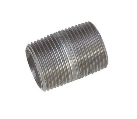 Sigma 1/2 in. Dia. Steel Electrical Conduit Nipple IMC 2 pk