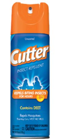 Cutter Unscented 6oz