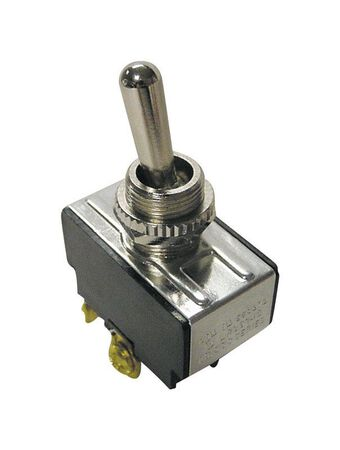 Gardner Bender 20 amps Toggle Switch Single Pole 1