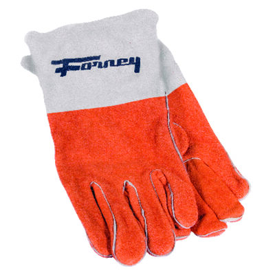 Forney Welding Gloves Rust