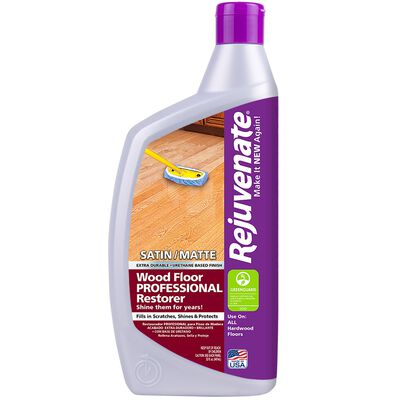 Rejuvenate Professional Restorer Wood Floor Restorer 32 oz.
