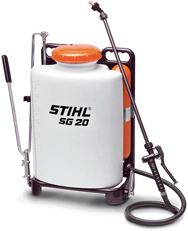 SPRAYER SG20 MANUAL BACKPACK S
