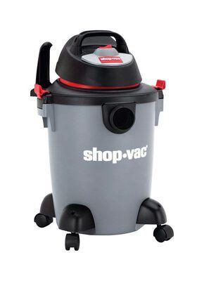 Shop-Vac 6 gal. Corded Wet/Dry Vacuum 3 hp 110 volts Gray