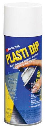 Plasti Dip Rubber Coating 11 oz. White Spray Can