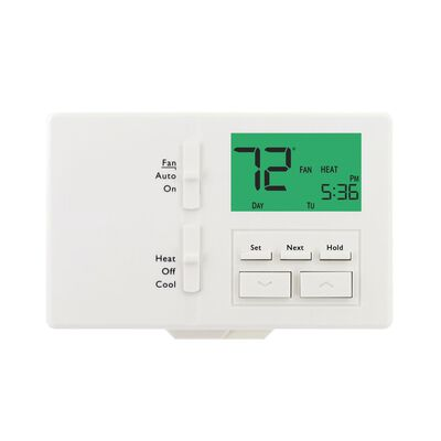 Lux Digital Programmable Thermostat