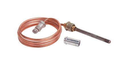 Ace Universal Thermocouple 24 volts 18 in. Copper