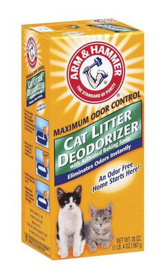 Arm & Hammer Cat Litter Deodorant Fresh Scent 20 oz.