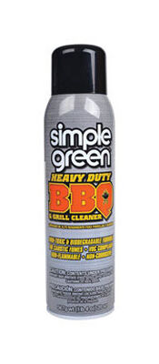 Simple Green Grill Cleaner 20 oz. Foam For Grill & Microwaves