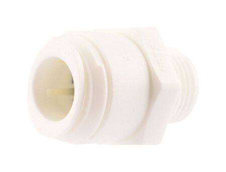 SharkBite 1/2 in. Dia. x 3/8 in. Dia. Threaded Adapter MIP