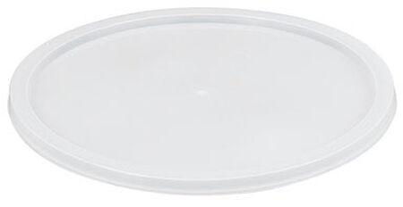 Leaktite Plastic Lid 5 qt. White