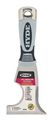 Hyde Stainless Steel Multi Tool 3 in. W