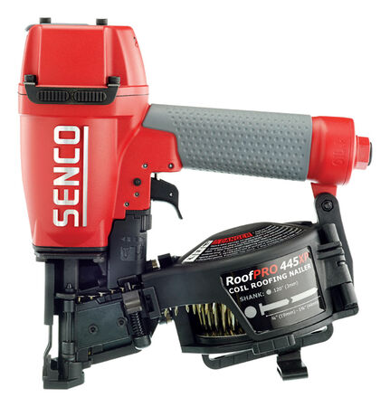 Senco RoofPro 445XP Pneumatic Coil Roofing Nailer 11 Ga. 120 psi