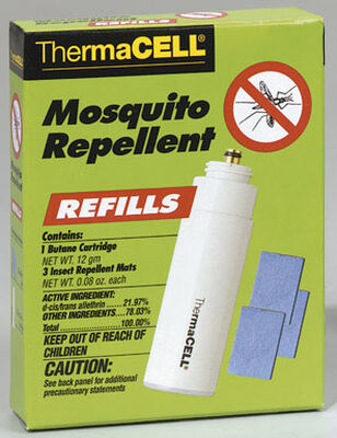 Thermacell d-Allethrin Insect Repellent Refill Cartridge 42 oz.